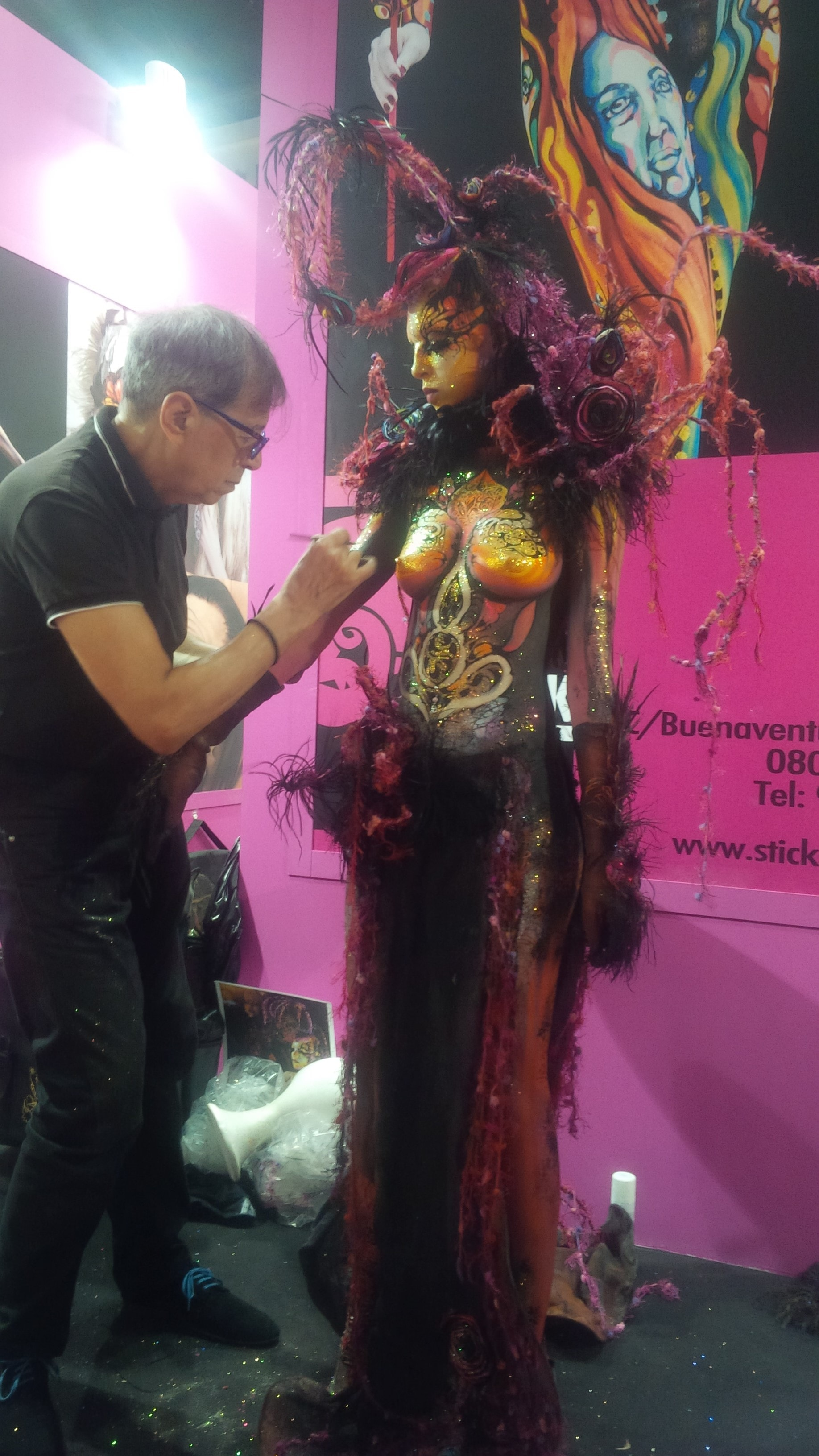 Salon look international – Madrid, Outubro 2014 (1)