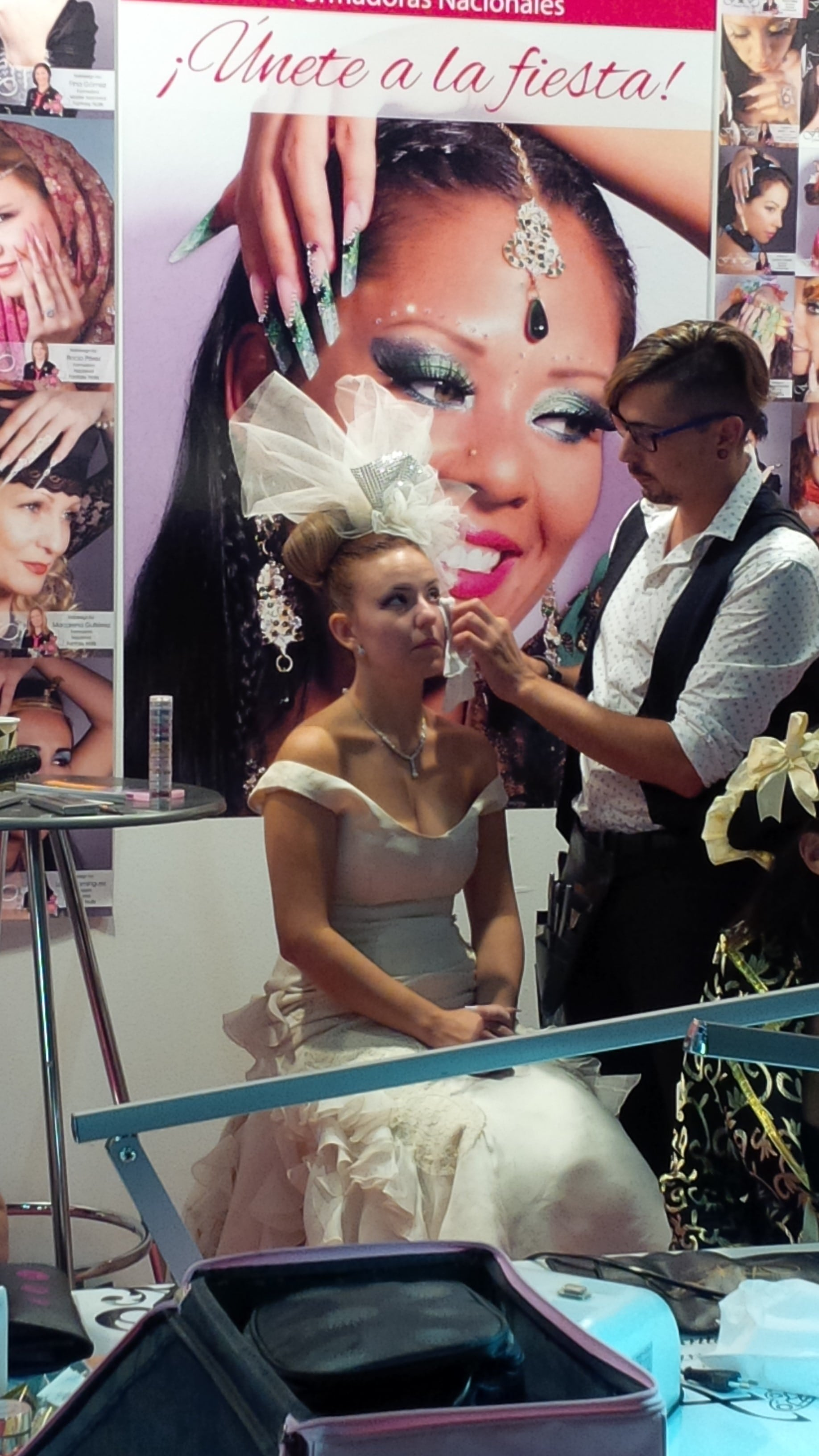 Salon look international – Madrid, Outubro 2014 (2)